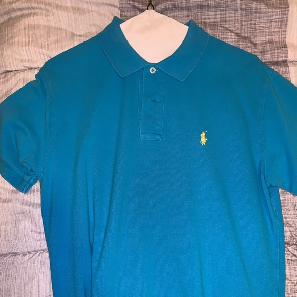 Polo by Ralph Lauren Other - Blue polo Ralph Lauren collared shirt